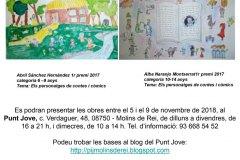 cartell-concurs-dibuix-lluis-fisas-2018