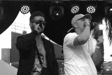 Ankris y el Cuéllar - Rap