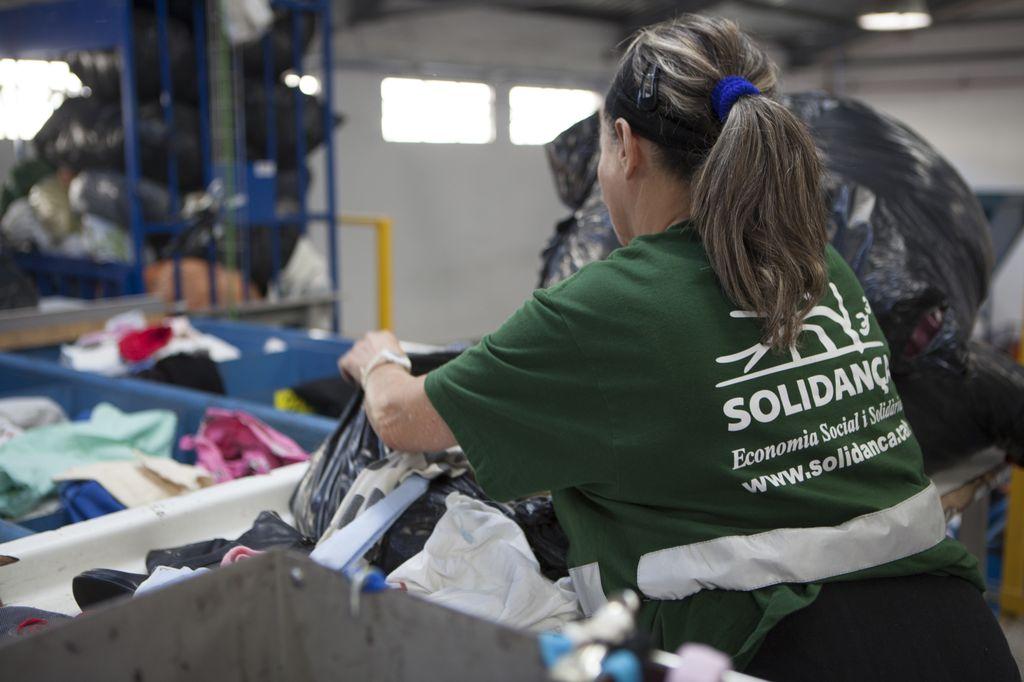 Augmenta un 11% la recollida de roba respecte al 2018