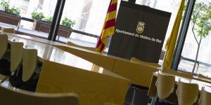 El Ple municipal aprova la Declaració Institucional del 25N