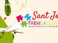 Sant Jordi al Trencaclosques